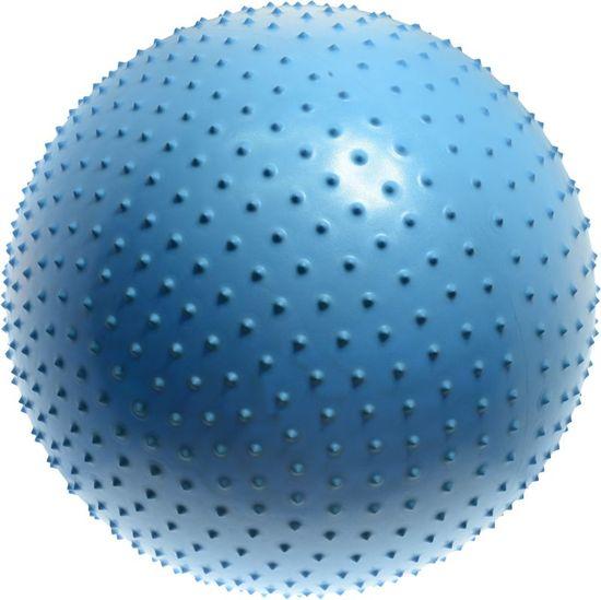 LIFEFIT Gymnastický masážní míč MASSAGE BALL 65 cm - zánovní