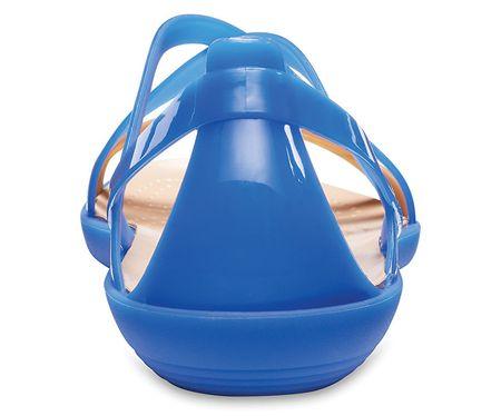 f7123c941e24e Dámske sandále Isabella Grph Strappy Sandal Blue Jean/Gold 205084-4HT  (Veľkosť 37 ...