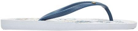 Roxy Dámské žabky Bermuda II Light Blue ARJL100664-LBL (Velikost 37)