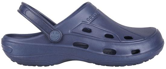 Coqui Dámské pantofle Tina Navy 1353-100-2100 (Velikost 37)