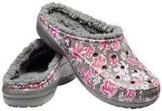 Crocs Női Freesail grafikus cipő Fuzz Line d Clog 203762-97M