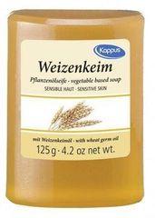 Kappus Mydlo s prírodným olejom Pšeničné klíčky 125 g