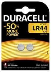 Duracell Lithiové baterie DU LR 44