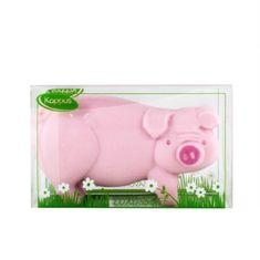 Kappus Tvarované mydlo Prasiatko ružové 100 g