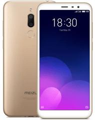 Meizu M6T, 3GB/32GB, zlatý - rozbaleno