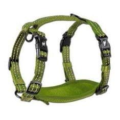 Alcott Fényvisszaverő kutyahám, zöld