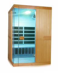 Hearthland savna Exclusive Sauna HL-300SL, 3 osebe