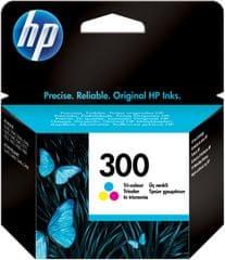 HP 300 Tintapatron, Színes (CC643EE)