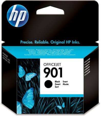HP kartuša CC653AE #901, črna