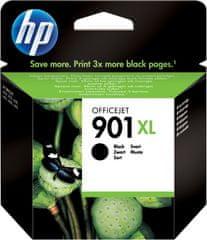 HP No. 901XL (CC654AE) fekete tintapatron