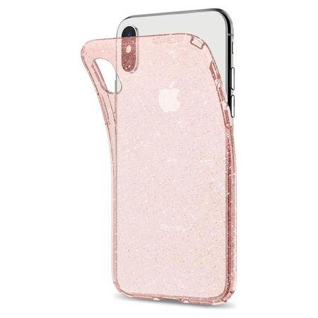 Spigen ovitek za iPhone XS, prozoren