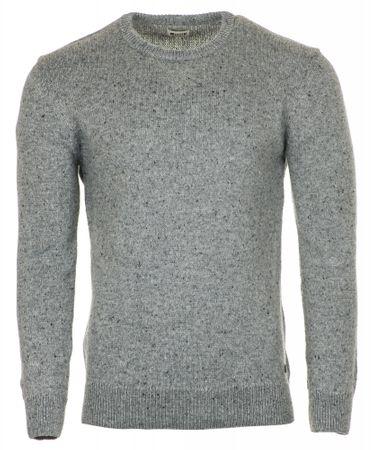 Mustang muški pulover, XXL, sivi