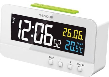 Sencor SDC 4800 W Hodiny s budíkem