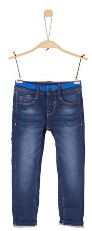 s.Oliver chlapčenské nohavice 92 modrá