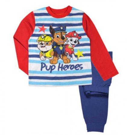 E plus M fantovska pižama Paw Patrol, 98, modro rdeča
