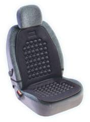 MAMMOOTH Poťah na sedadlo Magnetic s masážnym efektom, predné sedadlá, farba čierna