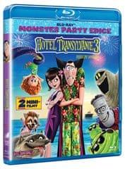 Hotel Transylvánie 3: Příšerózní dovolená - Blu-ray
