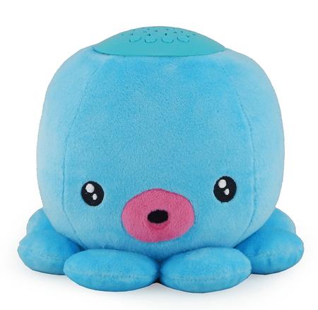 Baby Monsters NIGHT PARTNERS nočná lampička chobotnica modrá