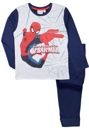E plus M fantovska pižama Spiderman, 104, modra