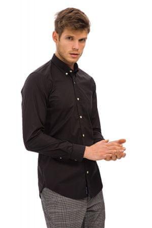Galvanni pánská košile Ars XXL čierna