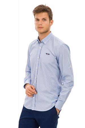 Galvanni pánská košile Auvergne světle modrá M - použité