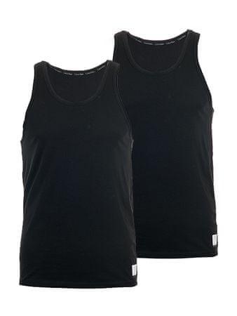 Calvin Klein komplet muških majica, 2 komada, L, crna