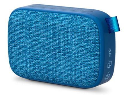 Energy Sistem Fabric Box 1+ Pocket, kék