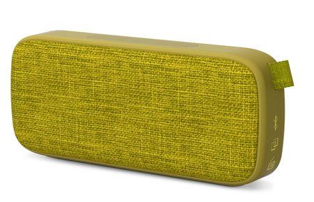 Energy Sistem Fabric Box 3+ Trend, zöld