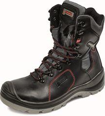 7f2254ff2494 Panda Safety Zimná pracovná obuv Stralis S3 čierna 38