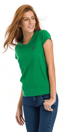 Galvanni dámské tričko Coventry M zelená