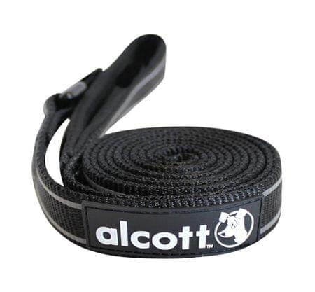 Alcott fenyvisszavero poraz fekete , S