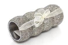 Sifcon Szalvétagyűrű szett 4 db, ezüst