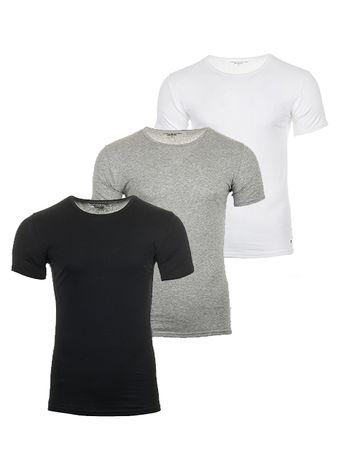 Tommy Hilfiger trojité balení pánských triček S viacfarebná