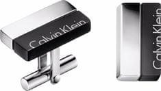 Calvin Klein Ocelové manžetové knoflíčky Boost KJ5RBC210100