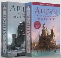 Zelazny Roger: Kroniky Amberu 1-10
