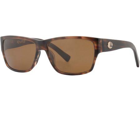 Lenz Optics Polarizační Brýle Acetate Dee Havana Brown Lens
