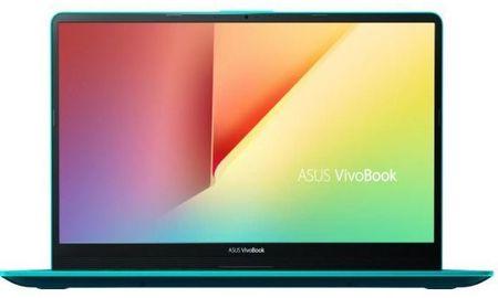 Asus prijenosno računalo VivoBook S15 S530UN-BQ083T i5-8250U/8GB/SSD256GB/MX150/15,6FHD/W10H, zelen (90NB0IA1-M04410)