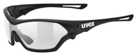 Uvex športna očala Sportstyle 705 Vario Black