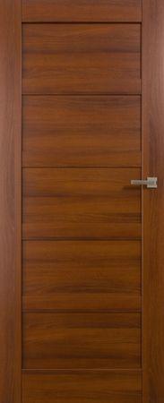 VASCO DOORS Interiérové dveře BRAGA plné, model 1, Dub riviera, A