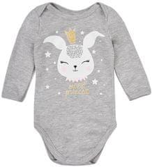 Garnamama body dziewczęce Rabbit