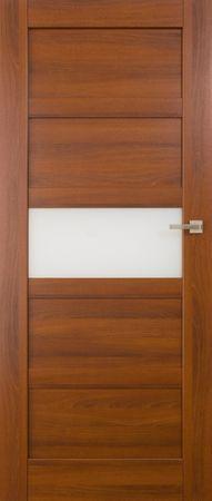 VASCO DOORS Interiérové dveře BRAGA kombinované, model A, Bílá, C