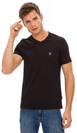 Galvanni muška majica Prim, XXL, crna
