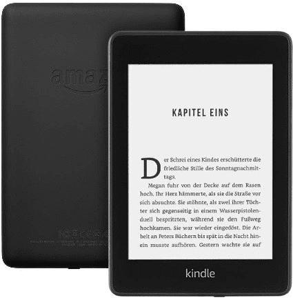 """Amazon E-bralnik Kindle Paperwhite 2018 SP, 15,2 cm (6""""), 8 GB WiFi, 300 dpi, črn"""