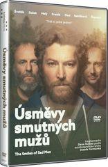 Úsměvy smutných mužů - DVD