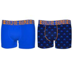 Freegun muške bokserice, 2kom, plave