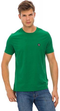 Galvanni pánské tričko Wawe M zelená