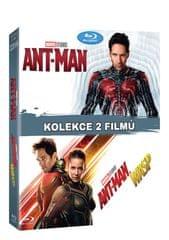 Kolekce Ant-Man 1.-2. (2BD) - Blu-ray