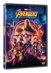 Avengers: Infinity War - DVD