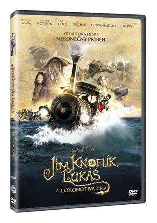 Jim Knoflík, Lukáš a lokomotiva Ema - DVD