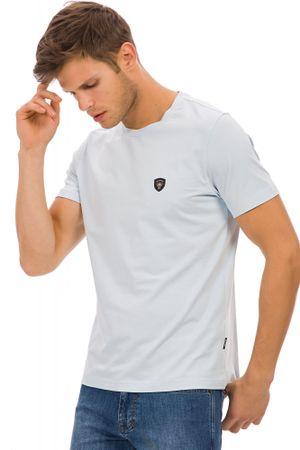 Galvanni muška majica Wawe, L, svjetlo plava